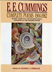 E. E. Cummings: Complete Poems, 1904-1962…