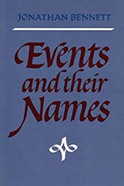 Events and their names de Jonathan Francis…