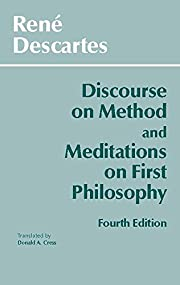 Discourse on Method and Meditations on First…