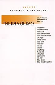 The Idea of Race (Hackett Publishing Co.) av…