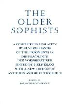 The Older Sophists by Hermann Diels