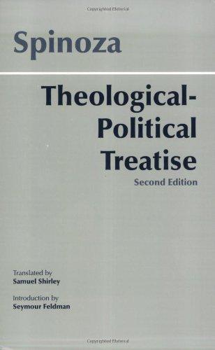 Theological-Political Treatise, by Spinoza, Benedictus, de