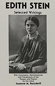 Edith Stein: Selected Writings de Edith…