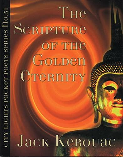 The Scripture of the Golden Eternity (City Lights Pocket Poets Series), Kerouac, Jack