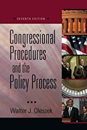 Congressional Procedures and the Policy…