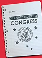 Student's Guide to the U.S. Congress by…