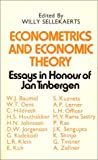 Econometrics and economic theory : essays in honour of Jan Tinbergen / edited by Willy Sellekaerts