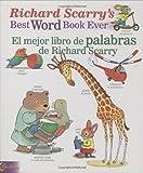 Cover art for El mejor libro de palabras de Richard Scarry