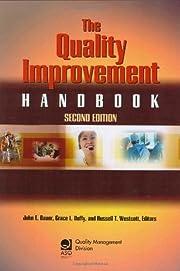 The Quality Improvement Handbook, Second…