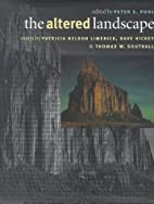 The Altered Landscape by Peter E. Pool