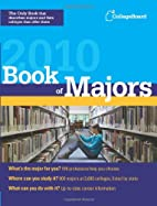 Book of Majors 2010 by The College Board