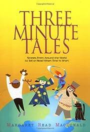 Three-Minute Tales av Margaret Read…