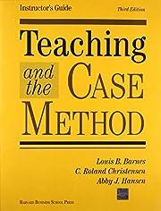 Teaching & the Case Method:…