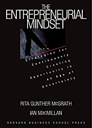 The Entrepreneurial Mindset: Strategies for…