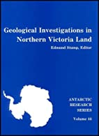 Geological Investigations in Northern…