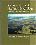Remote Sensing in Northern Hydrology:…