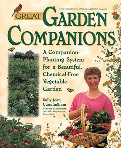 Great garden companions :