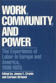 Work, Community, and Power: The Experience…