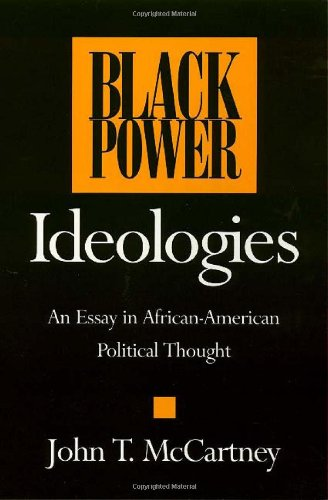 black power ideologies an essay in african american political  black power ideologies an essay in africa