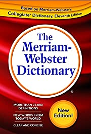 The Merriam-Webster Dictionary, New Trade…