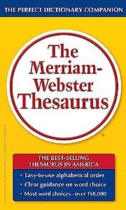 The Merriam-webster Thesaurus de…