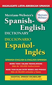 Merriam-Webster's Spanish-English Dictionary…