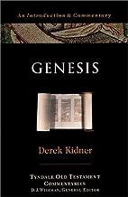 Genesis by Derek Kidner
