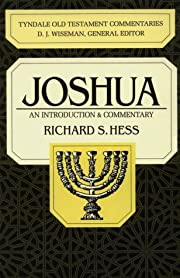 Joshua: An Introduction and Commentary…