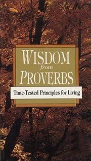 Wisdom from Proverbs (Pocketpac Books) av…