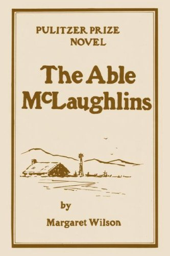 The Able McLaughlins (The McLaughlins, #1)
