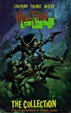 The Melting Pot (1995) (Book) written by Eric Talbot, Kevin Eastman, Simon Bisley