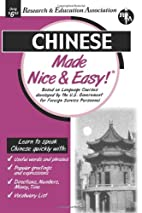 Chinese Made Nice & Easy! (Languages Made…