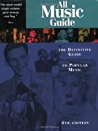 All Music Guide: The Definitive Guide to…
