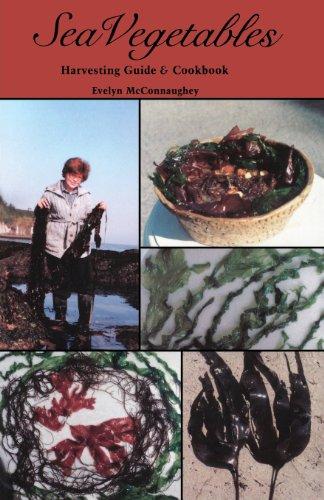 Sea Vegetables, Harvesting Guide, McConnaughey, Evelyn