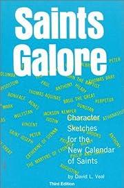 Saints Galore (copy 2) por David L. Veal