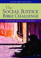 The social justice Bible challenge: a 40 day…