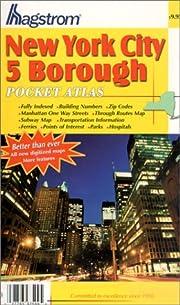 New York City 5 Borough Pocket Atlas de Inc.…