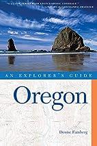 Explorer's Guide Oregon (Third Edition)…