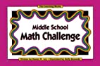 Middle School Math Challenge (Middle School…