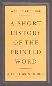 A Short History of the Printed Word –…