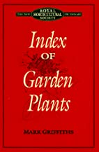 Index of garden plants by Mark Griffiths