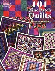 101 Nine Patch Quilts – tekijä: Marti…