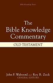 The Bible Knowledge Commentary (Old…
