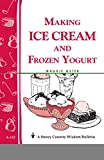 Making Ice Cream and Frozen Yogurt, Oster, Maggie