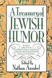 A Treasury of Jewish Humor – tekijä:…