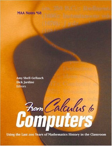 PDF] From Calculus to Computers: Using the Last 200 Years of