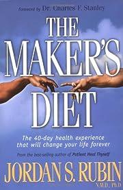 The Maker's Diet av Jordan Rubin