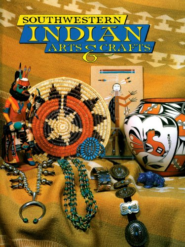Southwestern Indian Arts & Crafts - Tom Bahti, Mark Bahti