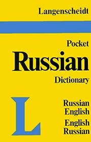 Pocket Russian Dictionary:…