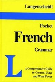 Langenscheidt's Pocket French Grammar…